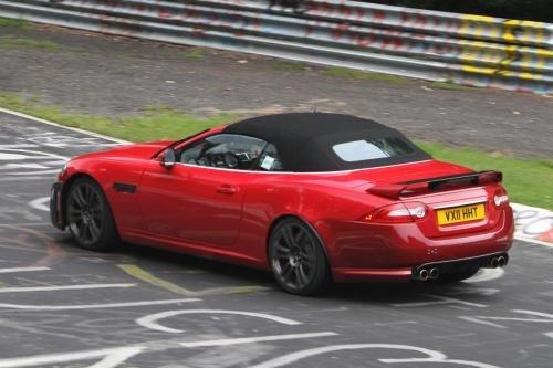 捷豹xkr-s预计上市时间会在2012年的3月份,10.5万英镑的售价高清图片