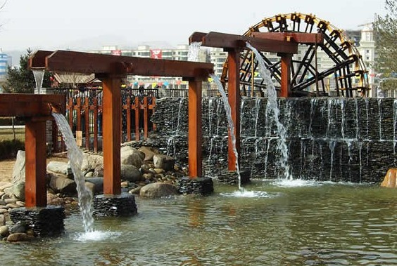 兰州水车园