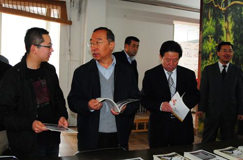 政协就兰州文化产业发展进行专题调研