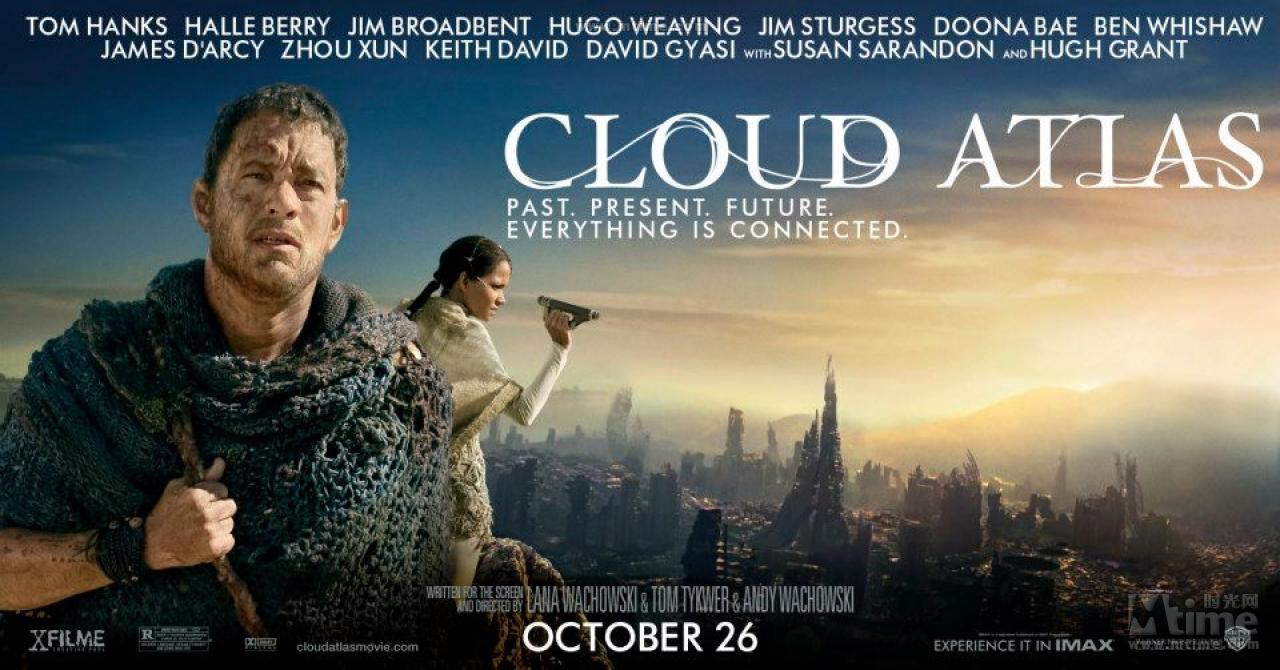 《云图》横版海报七连发 宣传片尽显深邃磅礴
