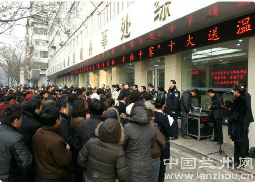 """白银路街道""""百姓之家""""便民服务大厅今日正式开业"""