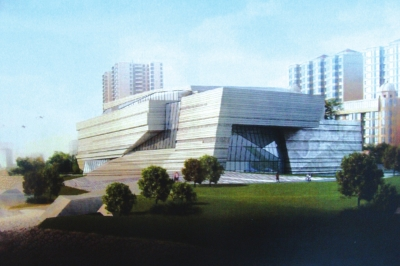 兰州要闻 正文       兰州市城市规划展览馆主要功能