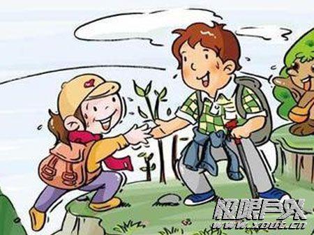 秋季安全快乐登山需注意事项