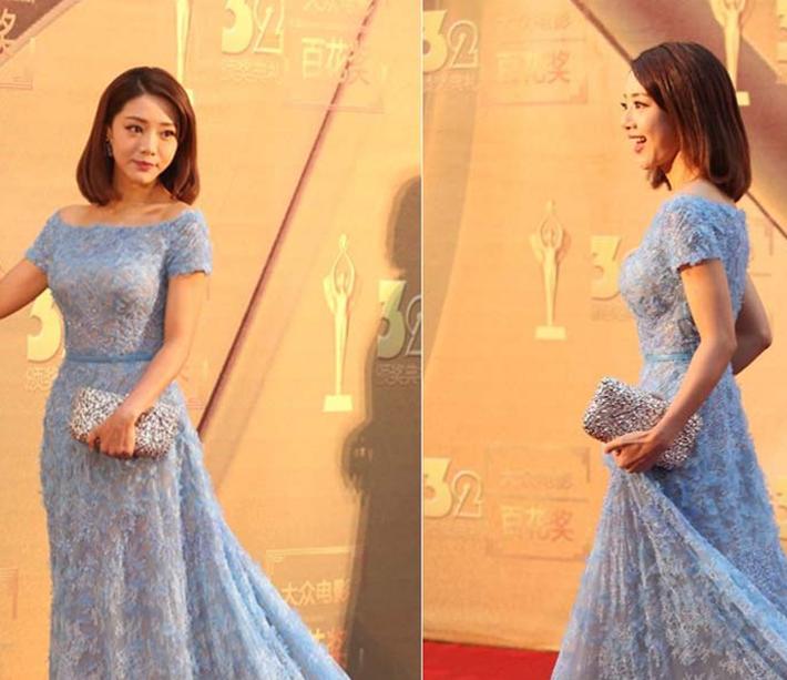 第23届中国金鸡百花电影节明星红毯仪式
