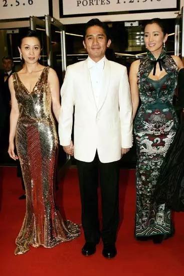 深扒中国女星戛纳红毯出丑的黑历史
