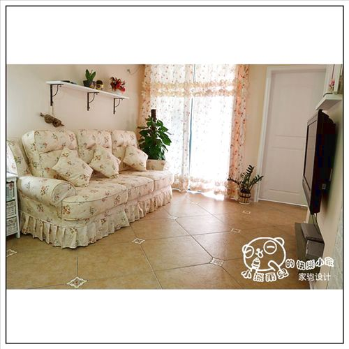 30平米小户型装修推荐舒适生活屋高清图片