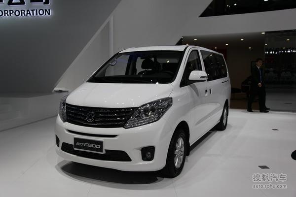 东风风行七座SUV或定名SX6 明年四月首发高清图片