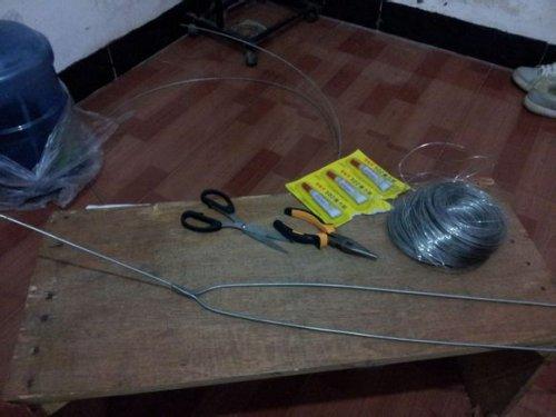 易拉罐手工制作教程:个性仿真帆船模型