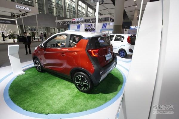 小蚂蚁/t17等 奇瑞公布5款新能源车型规划