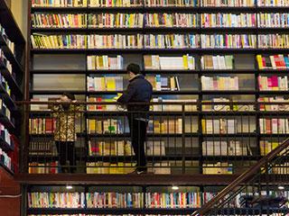 """抓住寒假的尾巴 杭州学生图书馆里""""充电""""忙"""