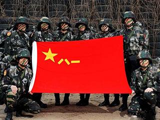 """最耀眼的""""花木兰"""":陆军首支女子特战连"""