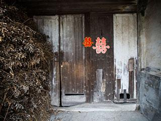 春节还没过完 浙江农村又大门紧闭变冷清