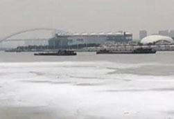 上海:黄浦江白色泡沫带源头查明