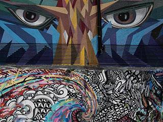 挡不住的巴西涂鸦艺术风尚