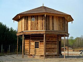 18世纪的波兰农业建筑