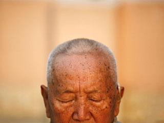 耄耋老人将再战珠峰