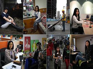中国人的一天:人在北京