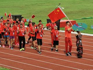 亚洲田径锦标赛在印度开幕