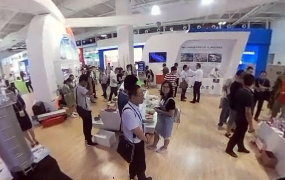 中国兰州网记者带你360度看兰州馆