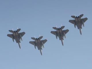 罗马尼亚庆祝空军节