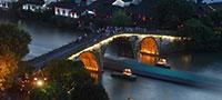杭州:运河古韵焕发新生