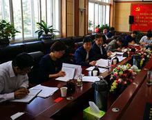 李宏亚传达学习省第十三次党代会精神