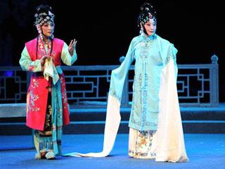中国秦腔优秀剧目会演在西安举行