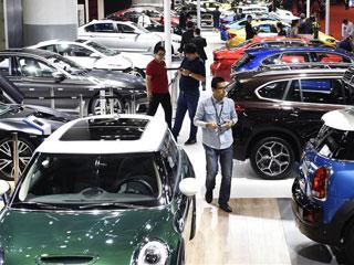 2017中国(杭州)国际汽车博览会开幕
