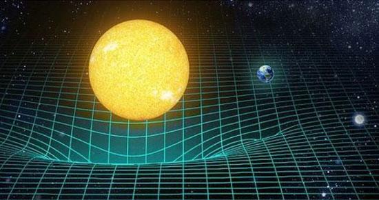 LIGO发现引力波