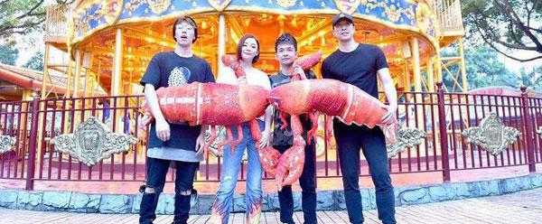 《龙虾刑警》定档12.8成贺岁首炮 以笑制暴