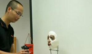 """越南一公司用3D""""假脸""""骗过苹果手机"""