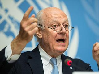 新一轮叙利亚问题日内瓦和谈无果而终