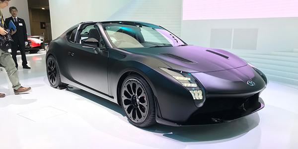 丰田将推全新混合动力跑车 2019年投产