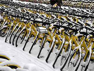河南发布道路结冰黄色预警