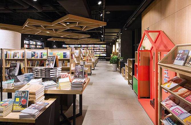 变形记: 一家新华书店的华丽转身