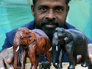 印度举办第32届国际手工艺制品展览会