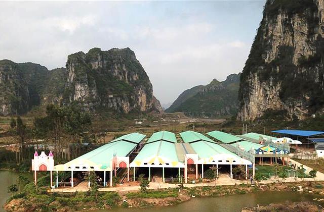 广西上林县:特色种养助脱贫