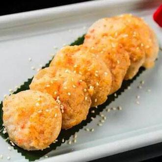 野生蜂蜜百花莲藕饼