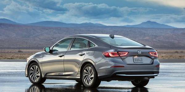 本田Insight纽约车展发布 搭载第三代混动技术