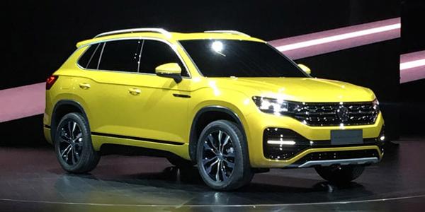 大众计划2020年前在华推出12款SUV