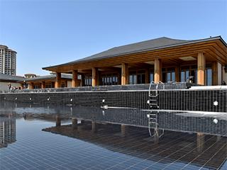 舟山最美会客厅建起海上丝绸之路酒店