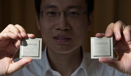 点赞!国内首款云端人工智能芯片发布