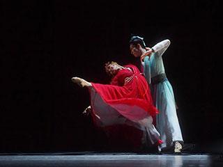 原创舞剧《梁山伯与祝英台》在京上演