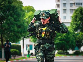 燃爆!武警宁波支队军事体育竞赛战味十足