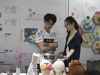 杭州:看看这些学生的设计作品