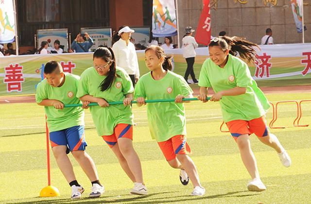 西北首次中小幼全员运动会在兰州成功举办