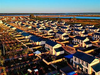 唱响新时代的乌苏里船歌――通往振兴之路的黑龙江边境特色乡村建设纪实