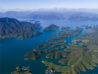 """绿色产业发展守护千岛湖""""一湖碧水"""""""