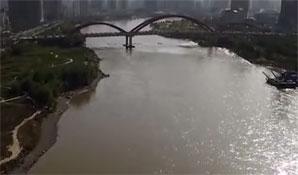 美丽兰州欢迎您-百年铁桥