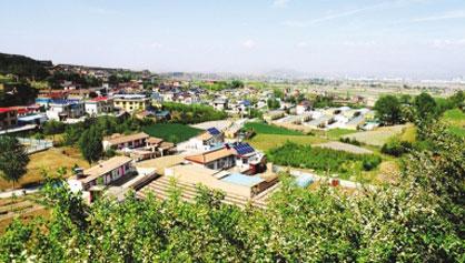 榆中县农村精神文明建设稳步推进